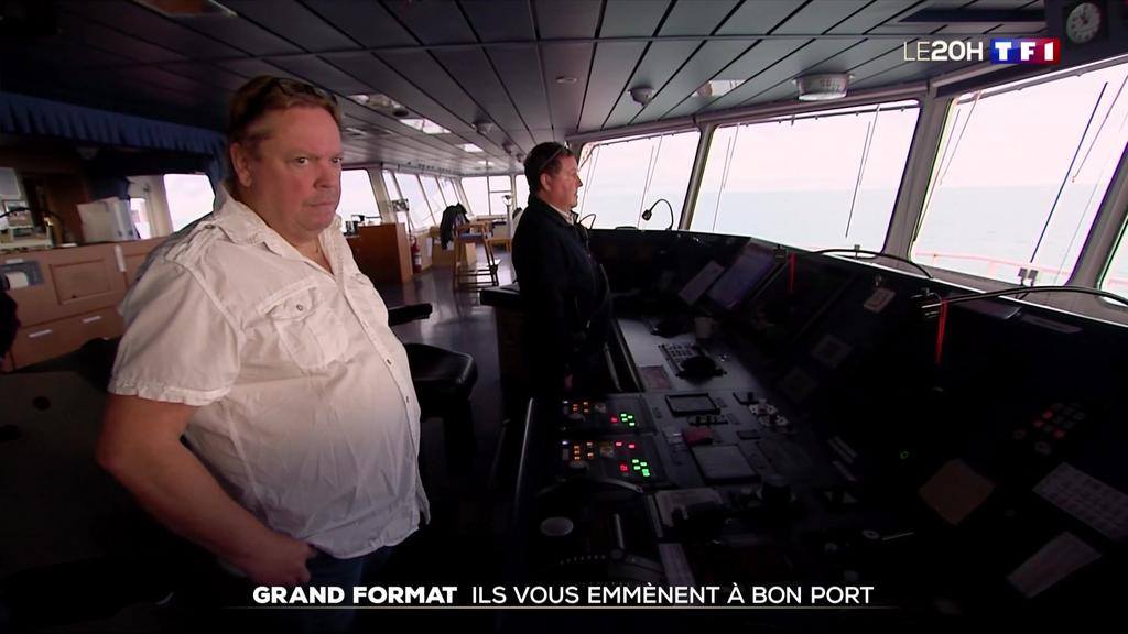 French Pilotage in the picture